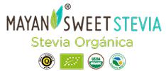 mayan sweet stevia logotipo
