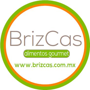 brizcas productos gourmet logo