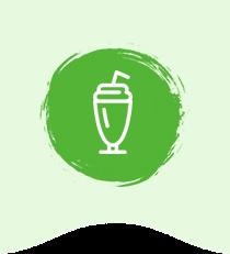 polvos para bebidas